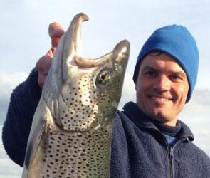 1. Vereinsfischen / Forelleneröffnung
