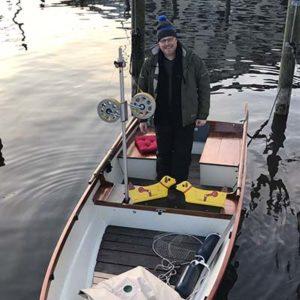 Boote einwassern