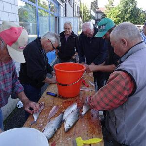 3. Vereinsfischen / FKZ Fischen