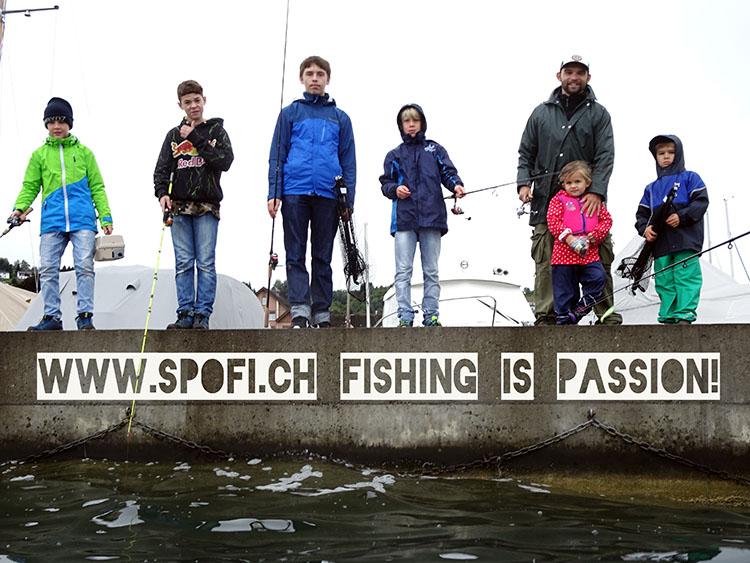 3. Vereinsfischen / Forelleneröffnung